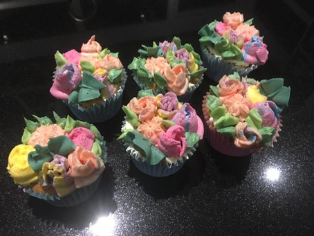 Cupcakes and customer service