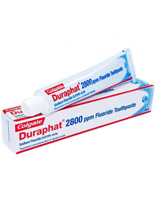Colgate Duraphat 2800 ppm Fluoride Toothpaste 75ml
