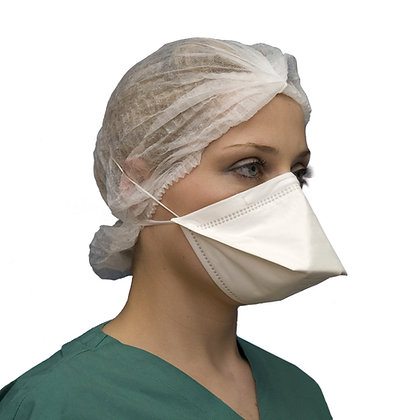 Facemate FFP2 Flat Fold Respirator Mask - 25 pack - BUY ONE BOX RECEIVE ONE FREE