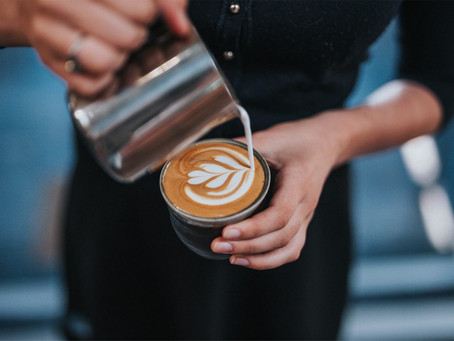 The Barista from Olympia – need a new team member? Look no further.