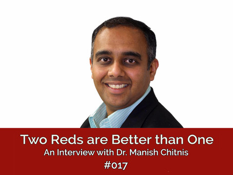 TRBO SEASON #002 EPISODE #017 – AN INTERVIEW WITH DR. MANISH CHITNIS