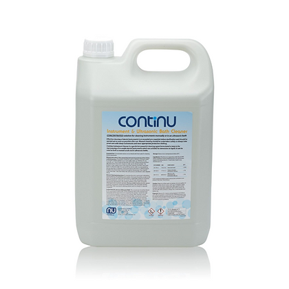 Continu 5 Litre Instrument Cleaner Concentrate (makes 100 litres) - single - BG
