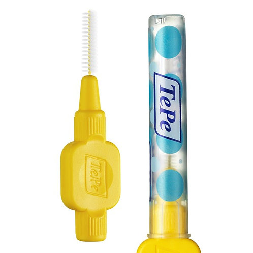 TePe Interdental Brush Yellow - Size 4 - 8 pieces