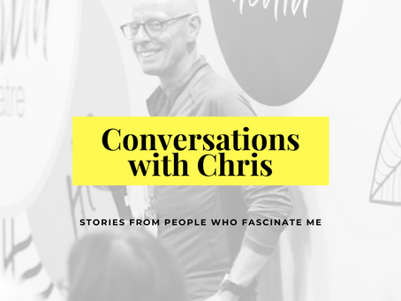 Conversations with Chris #2 – Sunbathe by the pool or attend another course? The decisions tha