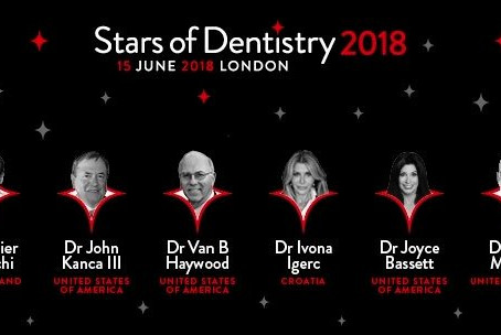 I'm just about to meet some of the 20% of dentists who attend 80% of conferences