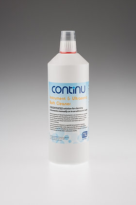 Continu 1 Litre Instrument Cleaner Concentrate (makes 20 litres) - Box of 6