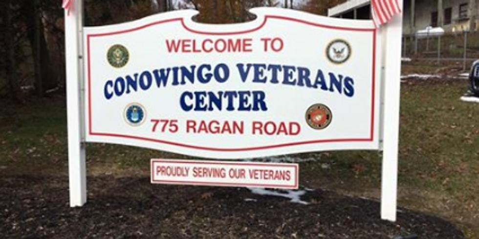 *** CANCELLED *** HHFA: MD-2 Conowingo Veterans Center March - Caution over COVID-19