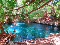 Moshi Hot Springs
