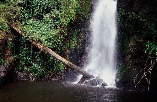 Mount Meru Waterfalls