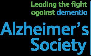 English: Logo of Alzheimer's Society.
