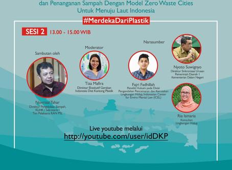 Aspek Hukum dan Lingkungan Penting Dalam Perencanaan Peraturan Pengurangan Plastik