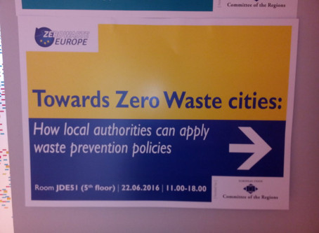 Building a Culture of Zero Waste in Brussels