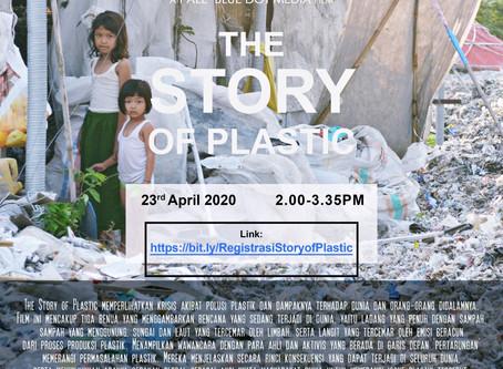 The Story of Plastic: Film Dokumenter Menguak Problematika Plastik