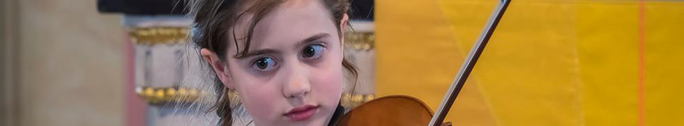 Amélie Kalla - Violine