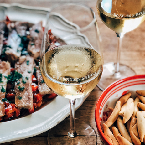 Sherry Wines | Vinos de Jerez | Digital Strategy