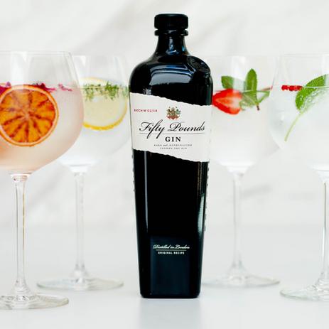 Fifty Pounds Gin | Digital Strategy
