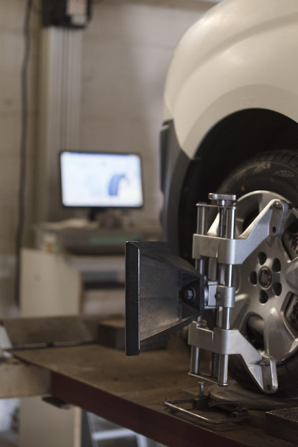 Louveigné pneus - la géométrie des roues