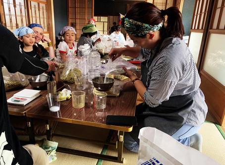 第1回 発酵料理教室 しょうゆ