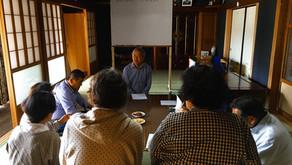 第1回 完熟たい肥による有機栽培の勉強会を開催しました!