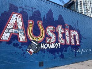 Mural Tour Austin TX
