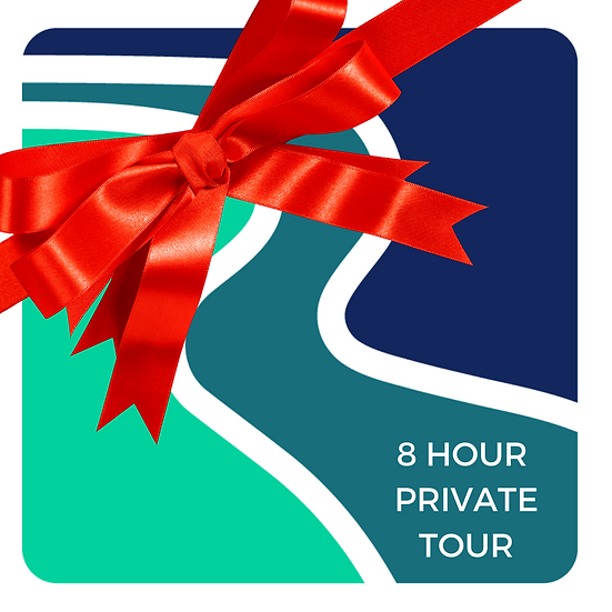 8 Hour Private Tour Austin Gift Card