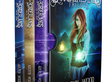 Cover Reveal for The Borderlands Boxset!