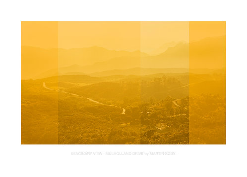 IMAGINARY VIEW · MULHOLLAND DRIVE by MARTIN SØBY