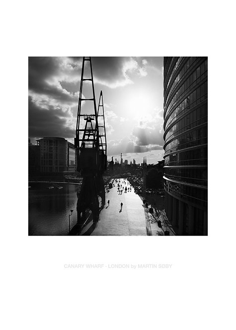 CANARY WHARF · LONDON