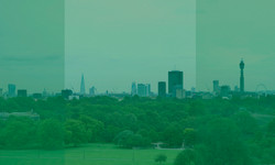 Imaginary View · Primrose Hill · London