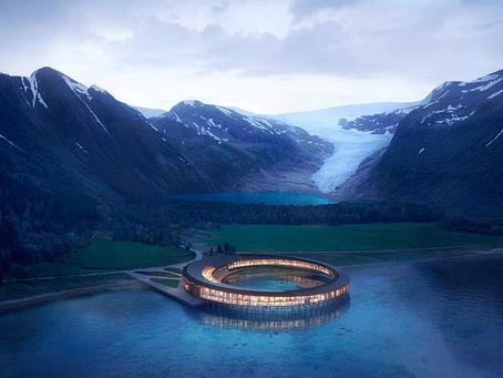 Svart - energy positive hotel