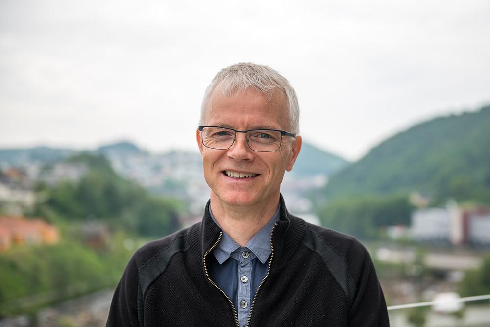 Bjørn Åge Hjøllo CBDO e-Navigation