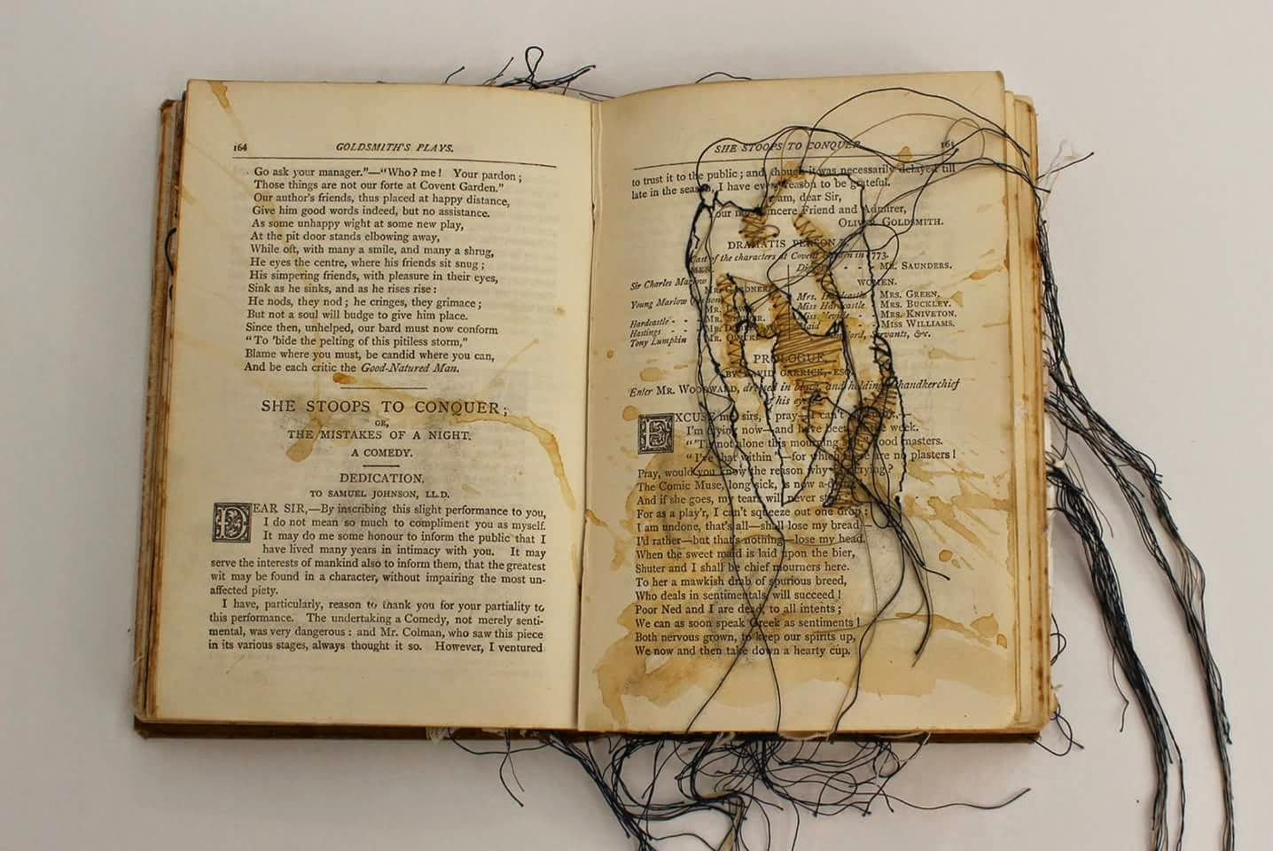 Untitled Altered book #1