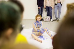 Untitled Performance by Thyme James