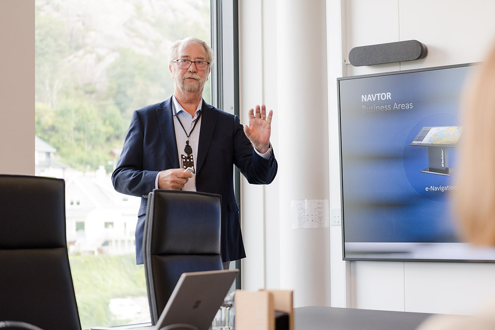 NAVTOR CEO Tor Svanes