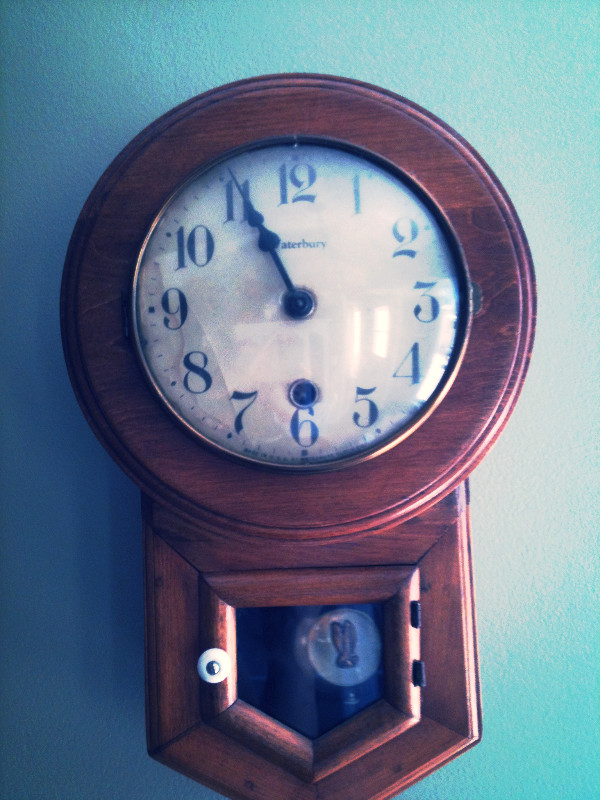 The Southern Tradition of covering the mirrors and stopping the clocks