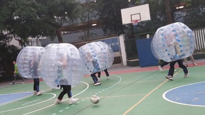 泡泡足球邀請賽
