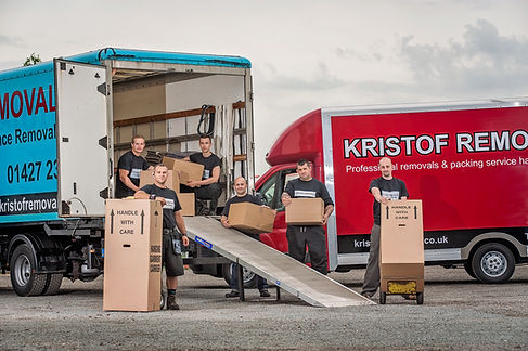 Kristof Removals Company Doncaster, South Yorkshire.jpg