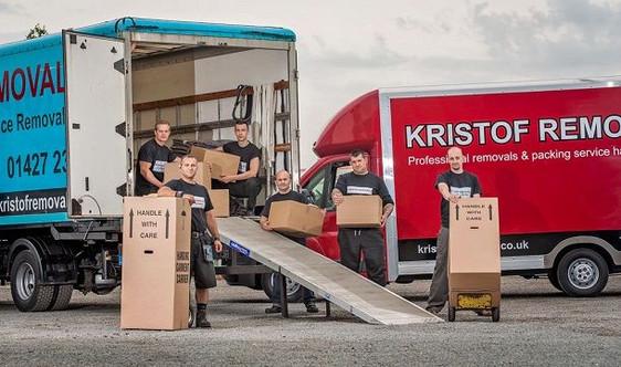 Kristof Removals Company Brigg