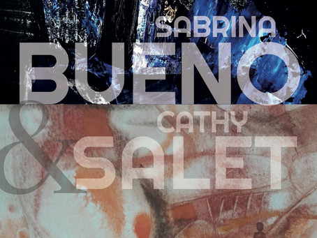 Du 3 au 9 août 2020 Sabrina BUENO et Cathy Salet à la CasaBlù