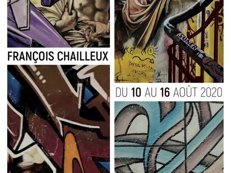 Du 10 au 16 août 2020 François CHAILLEUX est à la CasaBlù
