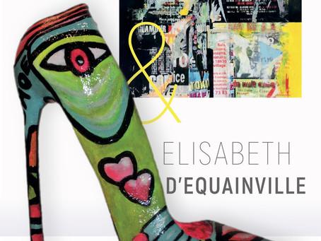 Elisabeth d'Equainville et Marie Payo à la CasaBlù du 8 au 14 juillet 2019