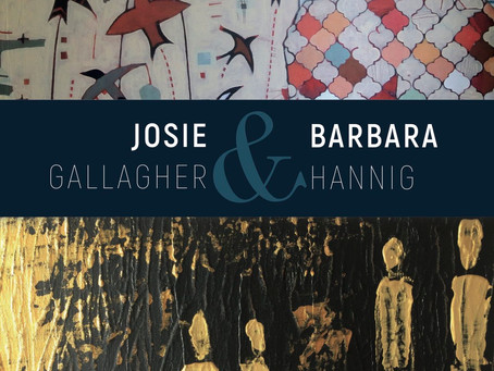 Josie Gallagher et Barbara Hannig et Natacha Lejay