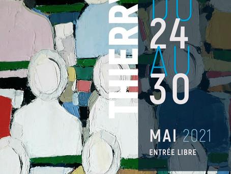 Thierry BROCHU du 24 au 30 mai 2021