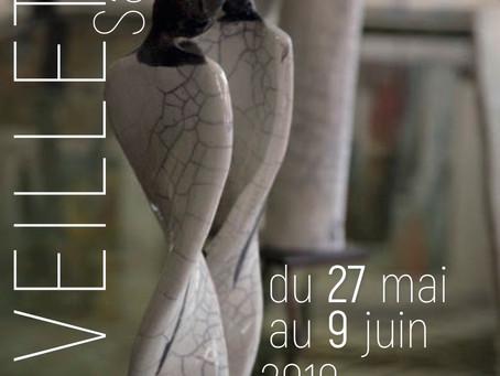 Sabine Veillet à la CasaBlù du 27 mai au 11 juin 2019