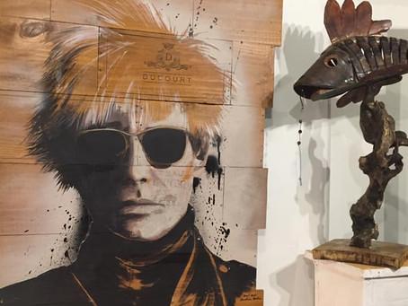 Exposition Caroline et Jean-Luc Bordier
