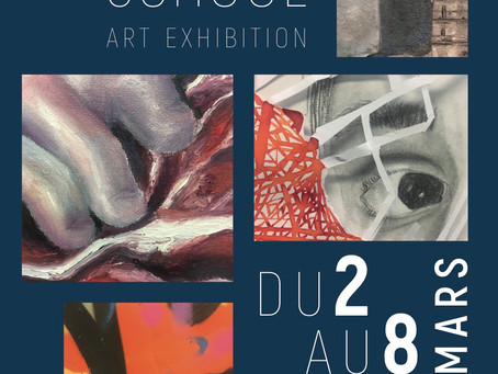 Mougins School Art Exhibition
