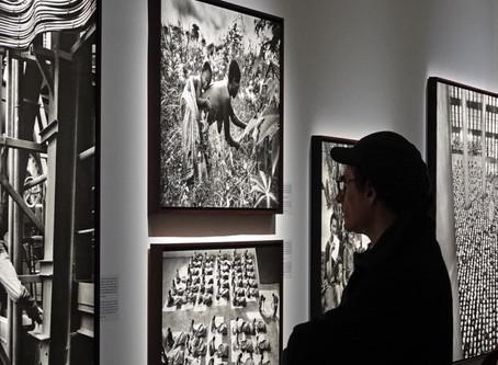 DÉCLARATIONS, EXPOSITION PHOTO SEBASTIÃO SALGADO