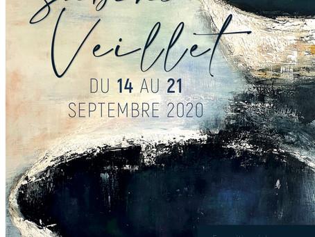 Sabine Veillet du 14 au 24 août 2020
