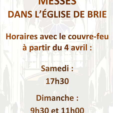 MESSES HORAIRES