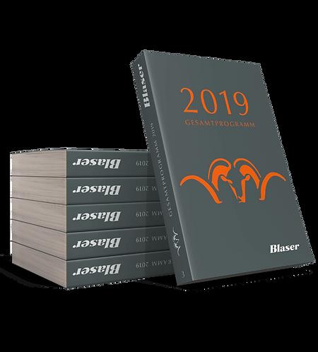 Blaser 2019 Catalogue